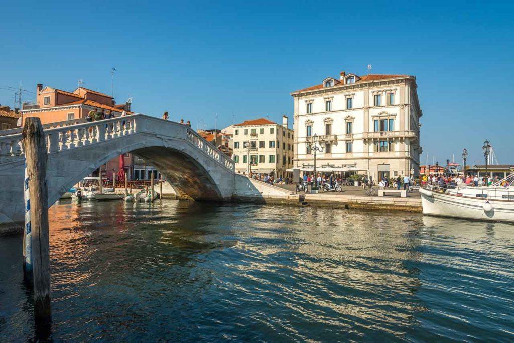 Visiter l'île de Chioggia : Monuments, infos & conseils
