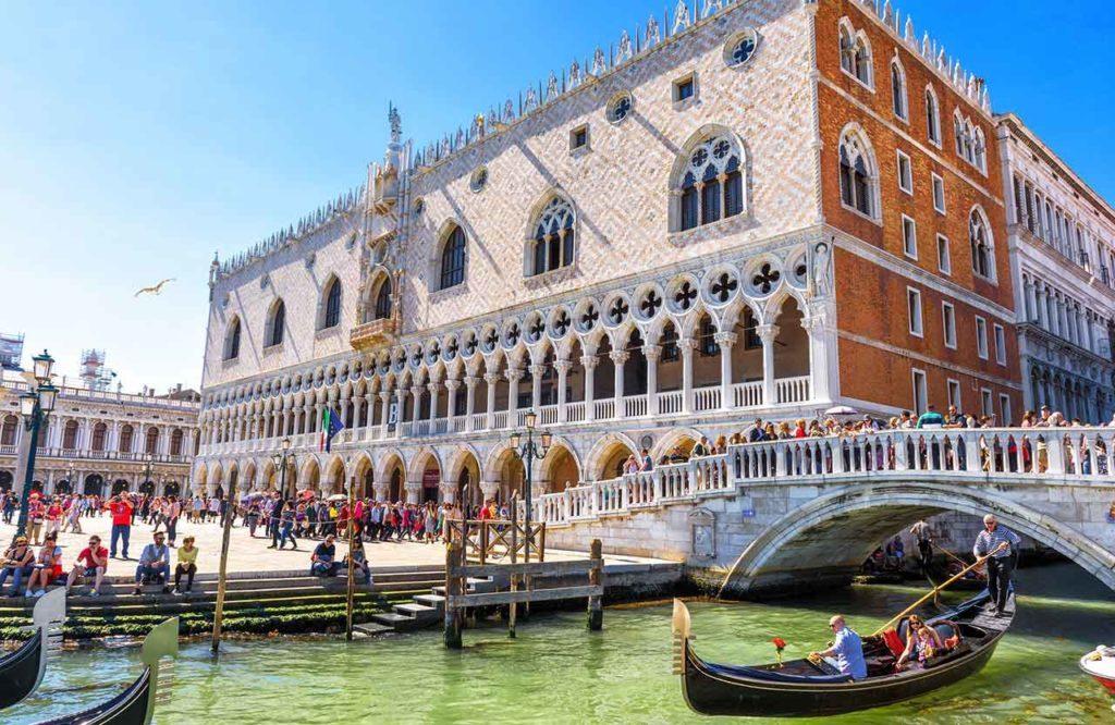 Prix et billets coupe-file pour le palais des Doges à Venise