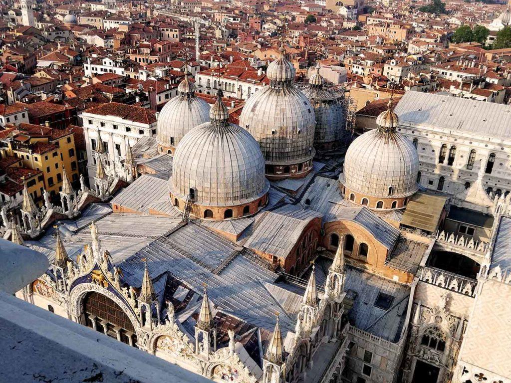 Visiter la basilique Saint-Marc à Venise