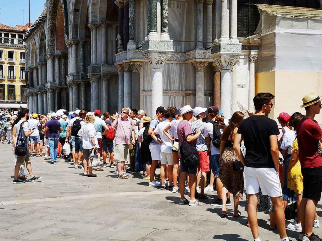 La basilique Saint-Marc à Venise : horaires d'ouverture