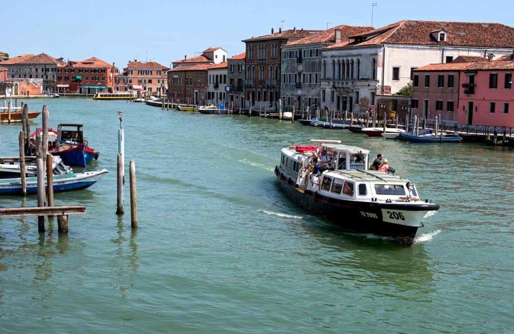 Les trois îles de la lagune - Excursions à Murano, Burano et Torcello