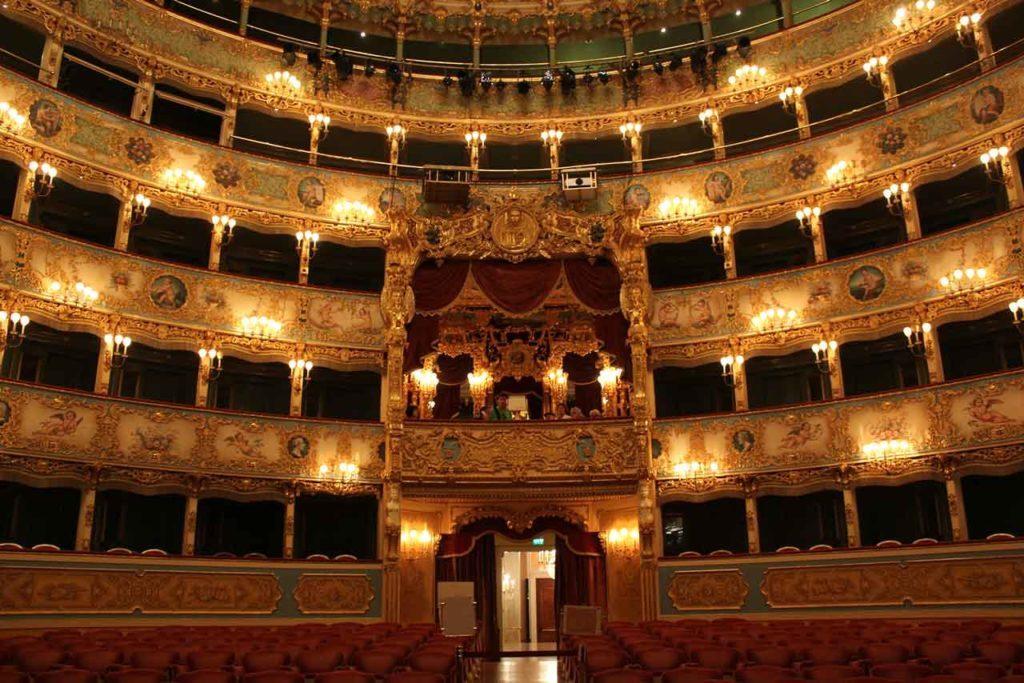 Théâtre La Fenice : Prix d'entrée & billets en ligne