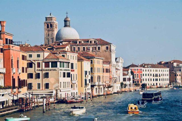 Billet en ligne Venise