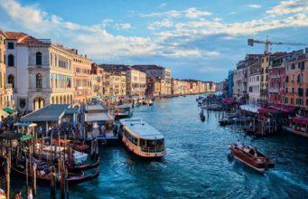 Transport commun à Venise