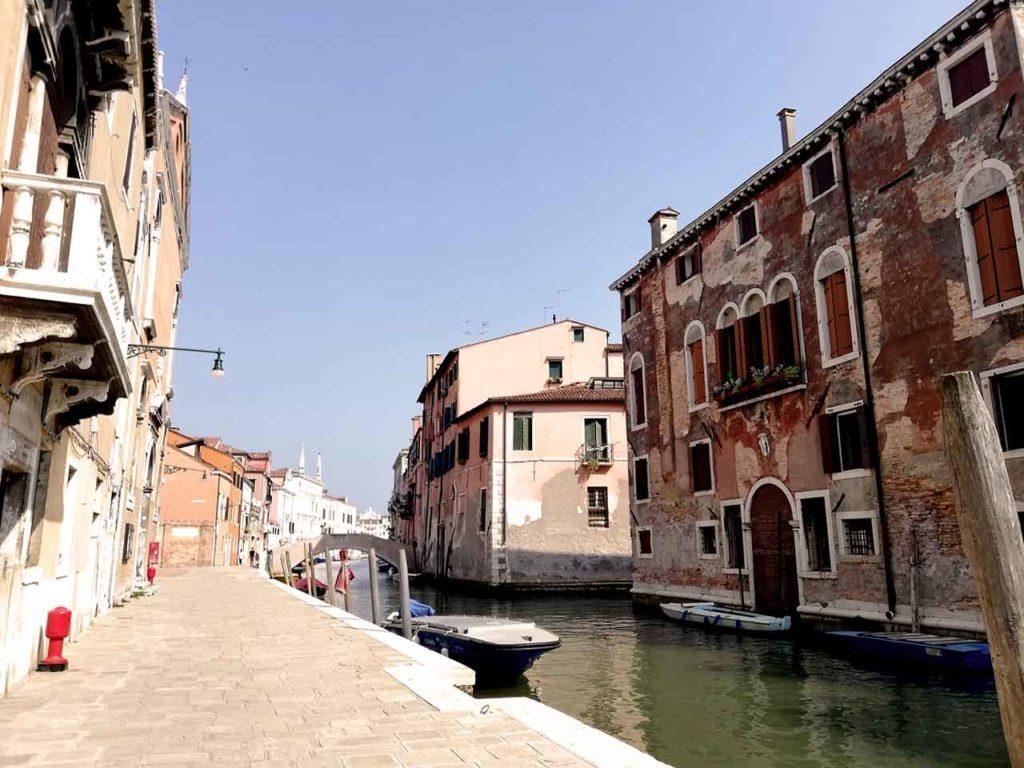 Cannaregio: un quartier étonnant à Venise