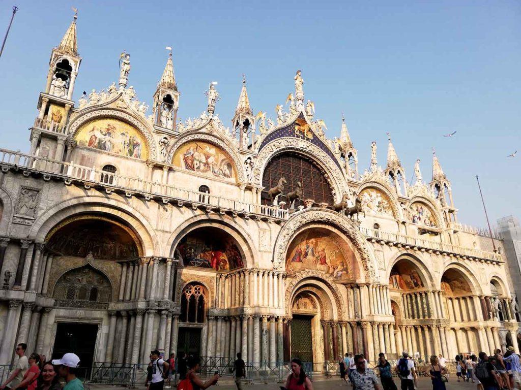 Weekend de Pâques à Venise
