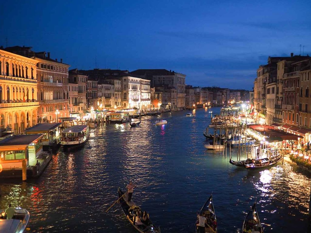 Réveillon de la Saint Sylvestre à Venise