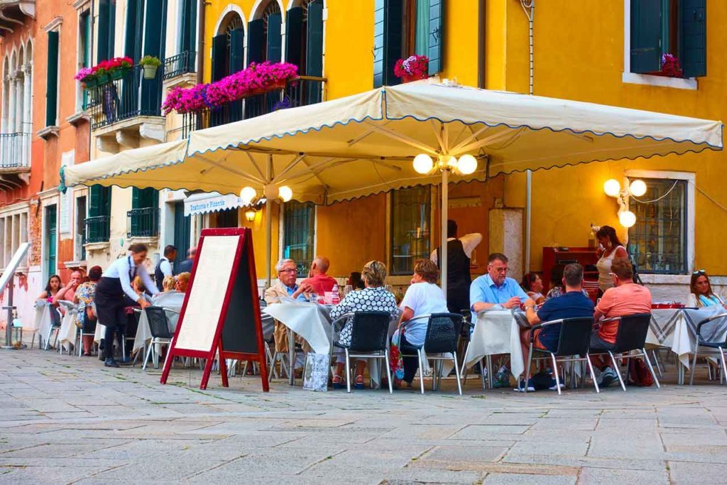 Les spécialités culinaires de Venise