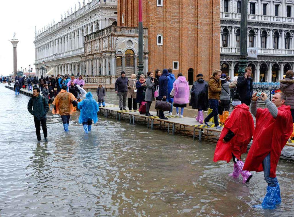 Place Saint-Marc à Venise : conseils, informations et astuces